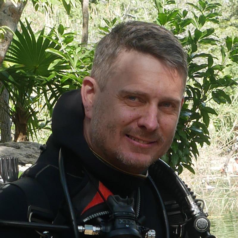 Undervattensfotograf Torbjörn Gylleus